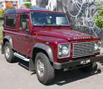 Land Rover Defender Spares